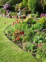 cottage gardening planting
