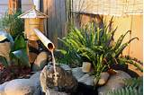 ... Outdoor : Bamboo Fountain For Unique Garden Decor With Classy Asia