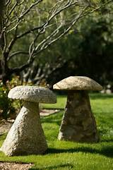 Mushroom Garden Decor Improve Your Garden Decor