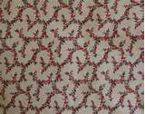 cotton fabric rose print quilting fabric material by moda