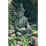 buddha garden statue yard outdoor decor