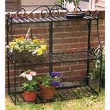 Garden Decor: Artistic Garden Decorating Design Ideas With Half Brick ...