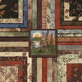 Moda Charm Pack BIRCH BARK LODGE 5