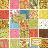 moda spirit charm pack by lila tuelle 42 5 square