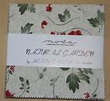 Natural Garden Charm Pack By Holly Taylor for Moda