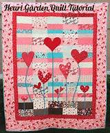 Moda Bake Shop: Heart Garden Quilt