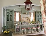 ejemplos de decoracion shabby chic shabby chic en la cocina