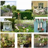 Shabby Chic Cottage Garden