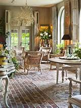 Beautiful French Country Room