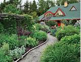 country cottage garden ideas - country garden decorating ideas ...