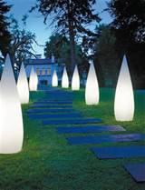 you can also provide festive lighting in your garden when light