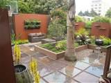 Modern Zen garden (newly installed).
