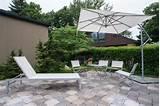 Modern Zen Garden Courtyard