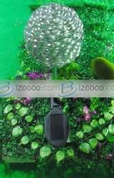 solar powered garden lights decorative outdoor indoor lighting system