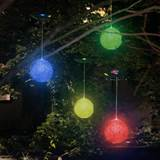 solar tree lights