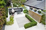 ... garden and had to be incorporated within the new layout for the garden