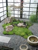 nice contemporary zen garden design layout