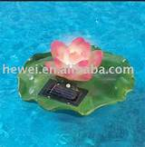 lotus solar garden light solar flower light cheap solar light solar