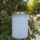 wholesale solar garden lights outdoor solar lantern led lamp hanging
