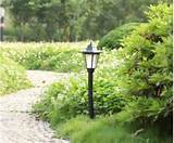 Home » Outdoor Solar Power LED Garden Landscape Path Pathway Lawn ...