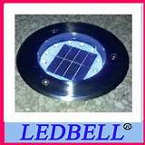 color solar led landscape lights garden solar led uplighter supplier