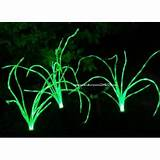 decorative solar garden lights wildgrass