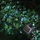 waterproof 60 leds solar string light xmas garden decoration tree