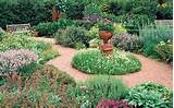 physics: the herb garden at RHS Wisley includes culinary and medicinal ...