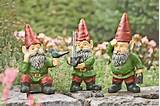 Buy the Classic Garden Gnome on http://www.gardeners.com/