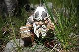 Badass Garden Gnomes To Protect Your Front Lawn