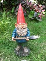 Combat Garden Gnomes Design Ideas : Resin Garden Gnome Design