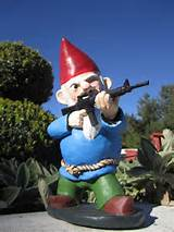 Combat Garden Gnome... M would love this