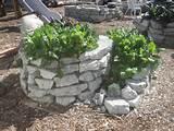 urbanite herb spiral
