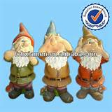 Cheap Figurine Resin Wholesale Garden Gnome