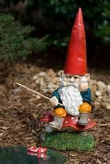 Garden Gnome Fishing