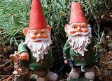 sophisticated gardeners typically view garden gnomes as kitsch