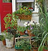 Add Color With Container Gardens