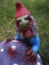 ... news 352660 gore for your garden garden gnomes as flesh eating zombies