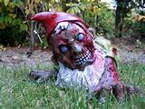zombie garden gnome patient nr 2 nr 2 by doodd
