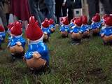 gnaughty gnomes.