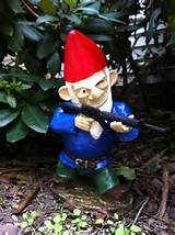 The Gnomes Are On Patrol