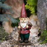 Midi Hiking Gnome
