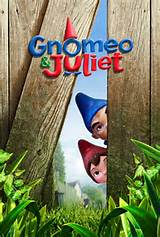 Gnomeo & Juliet (garden gnomes are a big deal in our house!)