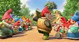 english garden gnomes gnomeo voice of mcavoy and juliet voice