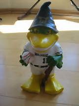 ... Garden Gnome Maynard - Madison Mallards - Random - Duck - Dynasty