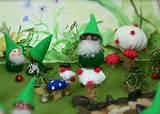 Green Garden Gnomes