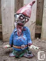 ZOMBIE GARDEN GNOMES - $50 (NEWMARKET) in Toronto, Ontario for sale