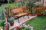 front garden design ideas pictures small types of garden benches