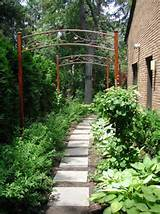 ... Garden Walkway Arches Decorating - Choosing a Perfect Garden Arch for