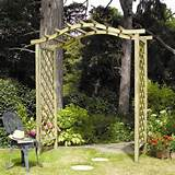 Garden Arch Design in Your Yard